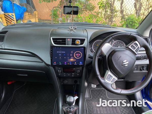 Suzuki Swift RS 1,8L 2014-7