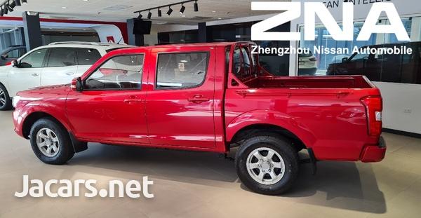 Nissan Pickup 2,4L 2020-3