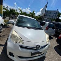 Toyota Ractis 1,3L 2013