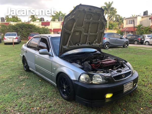 Honda Civic 1,8L 1998-13
