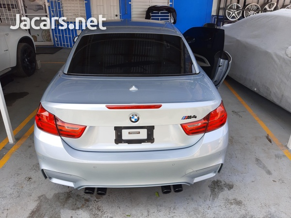 BMW M4 3,0L 2016-2