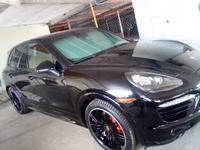 Porsche Cayenne 4,8L 2014