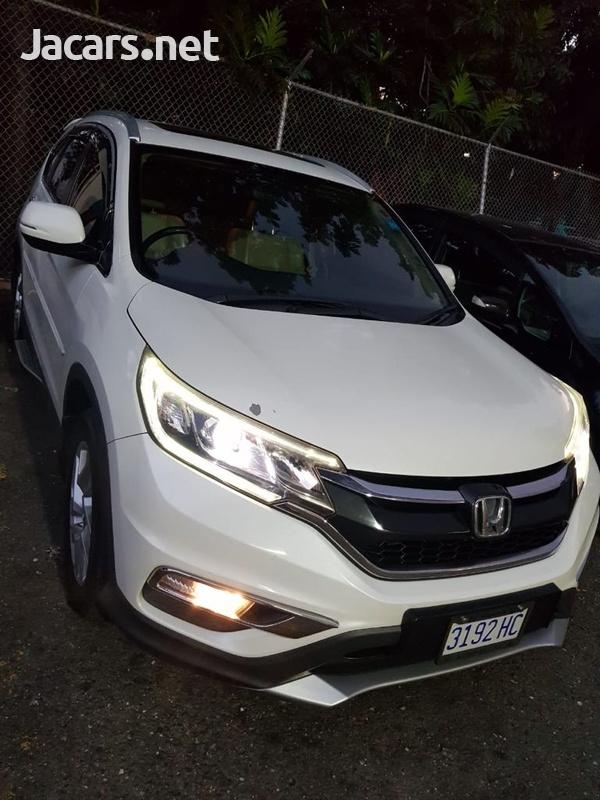 Honda CR-V 2,0L 2017-3