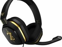 ASTRO Gaming A10 Wired 3.5mm Gaming Headset