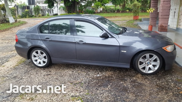 BMW 3-Series 2,5L 2007-1