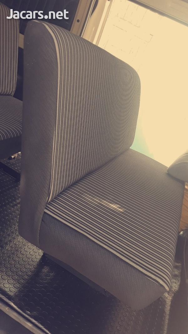 WE BUILD AND INSTALL BUS SEATS.CONTACT US AT 8762921460-10
