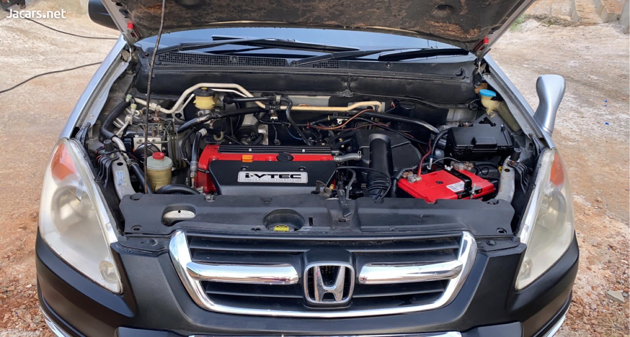 Honda CR-V 2,4L 2002-13
