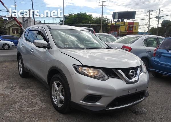 Nissan X-Trail 2,0L 2017-3