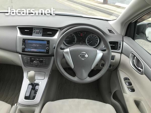 Nissan Sylphy 1,8L 2016-5