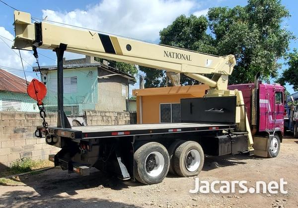 2000 Kenworth Boom Truck National Crane-3