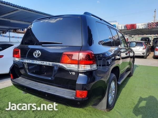 Toyota Land Cruiser 2,5L 2016-11