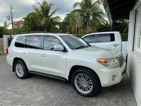 Toyota Land Cruiser 4,6L 2012