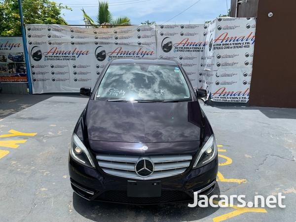 Mercedes-Benz B-Class 1,6L 2014-1