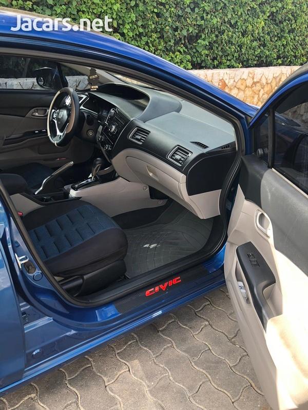 Honda Civic 1,8L 2013-4