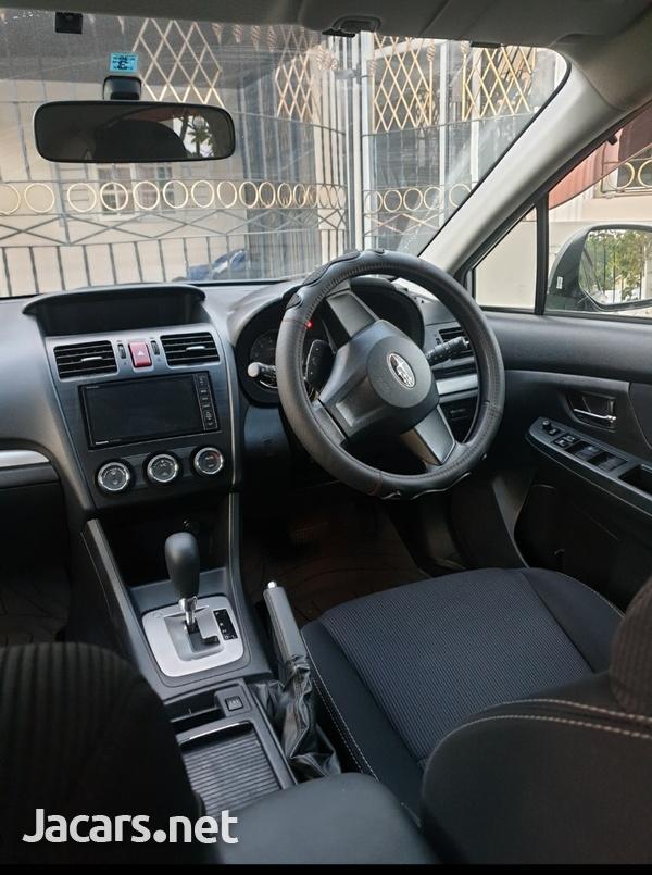 Subaru Impreza 1,6L 2013-11