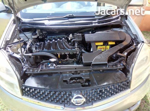 Nissan LaFesta 2,0L 2011-7