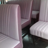 BUS SEATS WITH COMFORT AND STYLE.CONTACT 8762921460