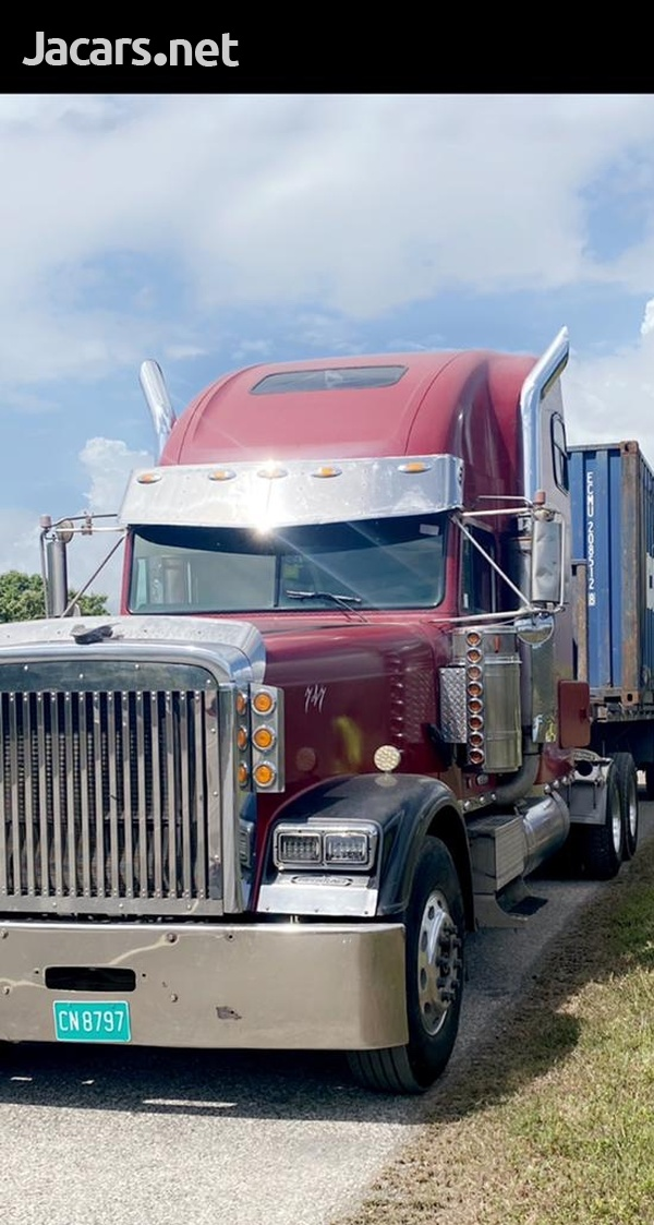 1998 Freightliner Classic XL Truck-7