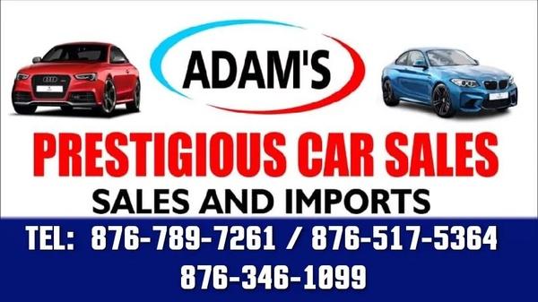Adams Prestigious Car Sales