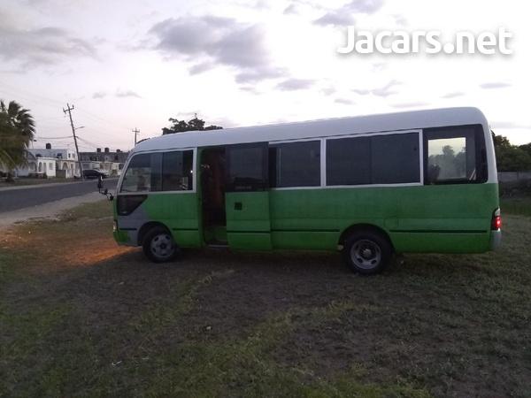 2001 Toyota Coaster Bus-3