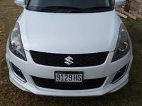 Suzuki Swift RS 1,2L 2013
