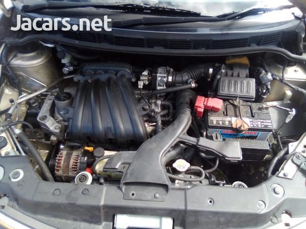 Nissan Tiida 1,3L 2012-2