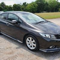 Honda Civic 1,6L 2015