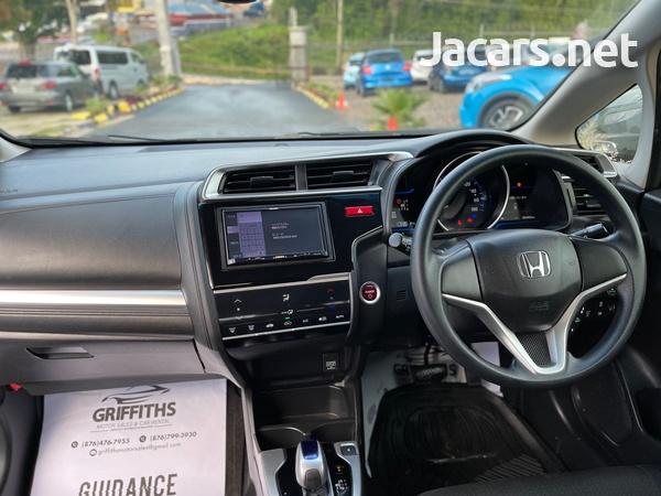 Honda Fit 1,4L 2016-7