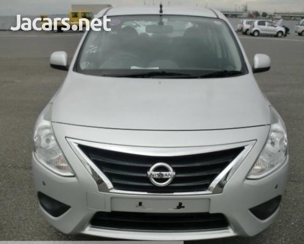Nissan Latio 1,3L 2015-7