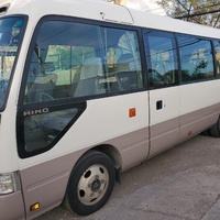 2008 Toyota Coaster GX Bus