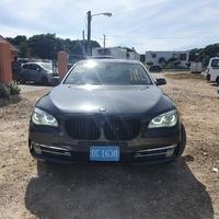BMW 7-Series 2,5L 2014
