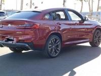 BMW X4 2,0L 2019