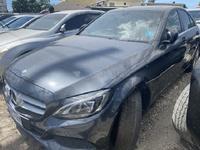 Mercedes-Benz C-Class 2,0L 2016