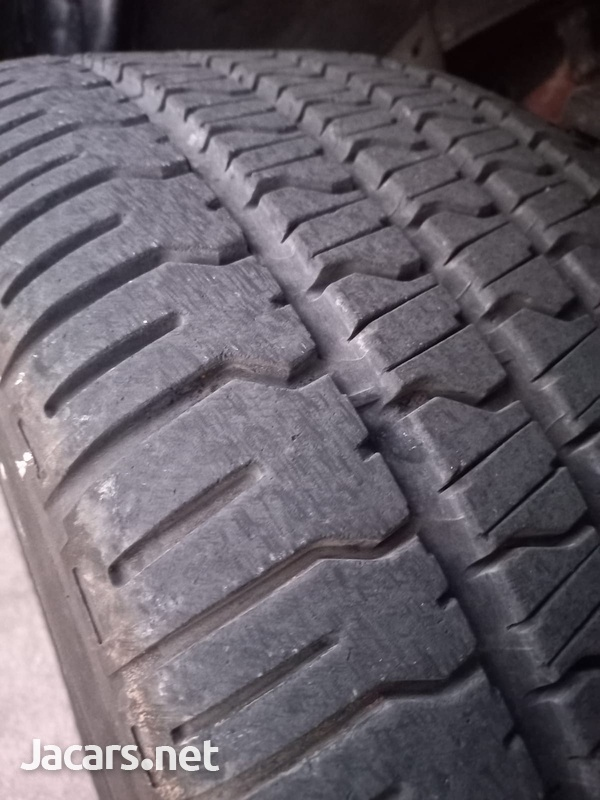 Tyres - Goodyear Eagle II 285/50/20 x2-4