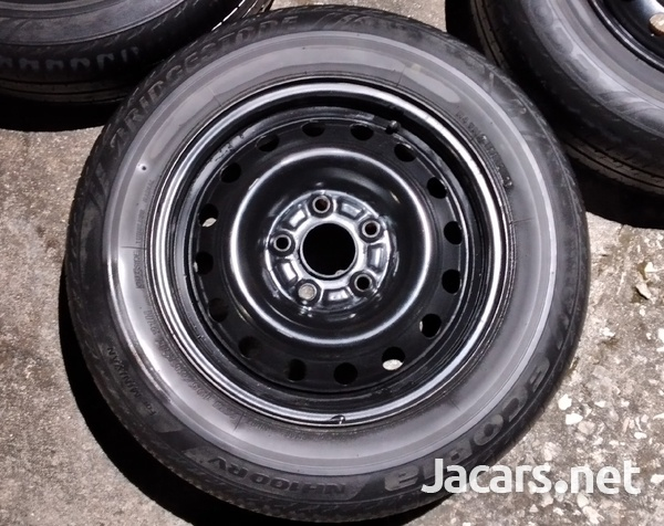 Honda/ Toyota Rims and Tires 5X114.3-6