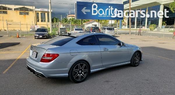 Mercedes-Benz C-Class 3,5L 2013-3