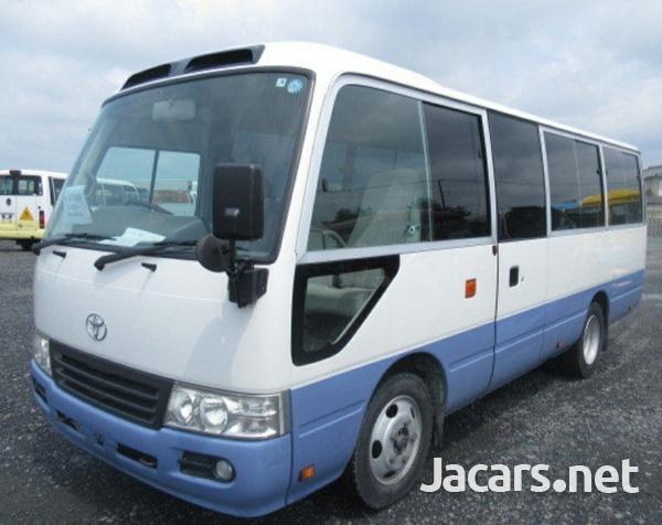 2008 Toyota Coaster Bus-1
