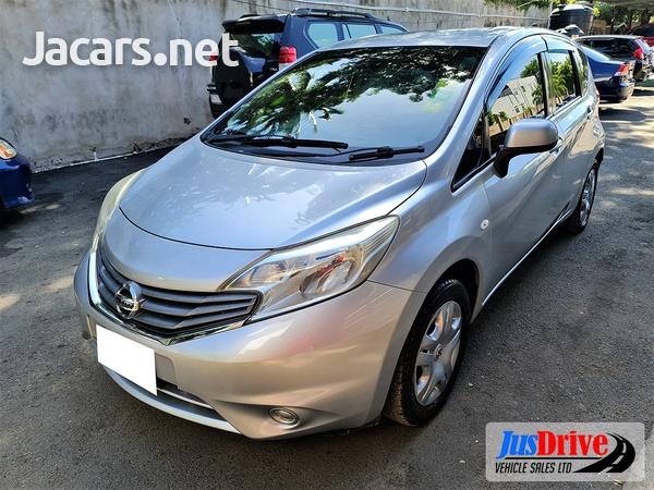 Nissan Note 1,2L 2012-3