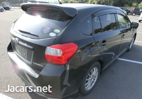 Subaru Impreza 2,0L 2012-8