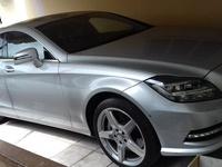 Mercedes-Benz CLS-Class 4,6L 2013