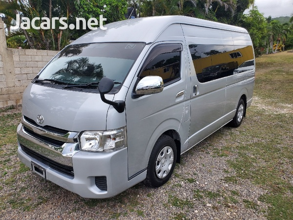 Toyota Hiace 3,0L 2015-2
