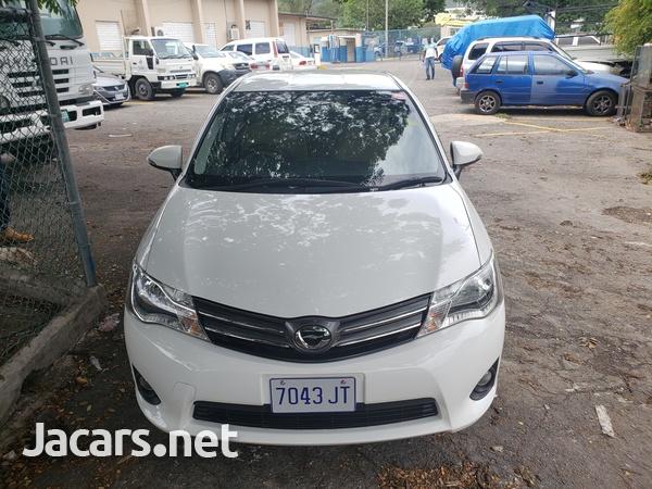 Toyota Axio 1,2L 2015-7