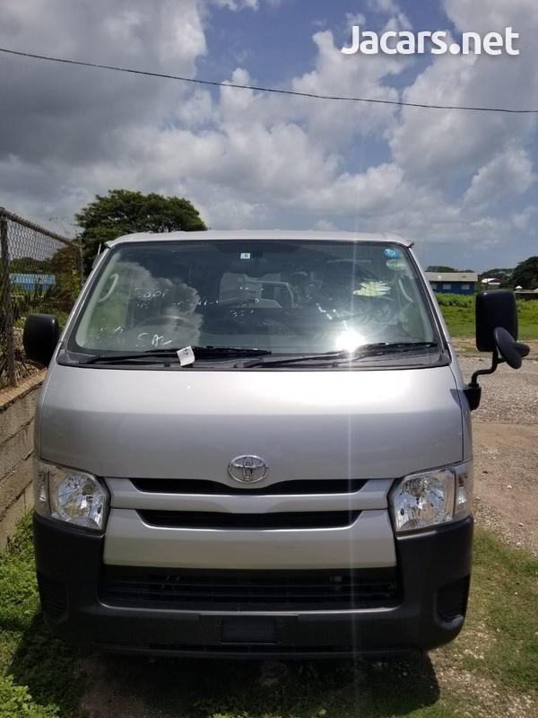 Toyota Hiace 3,0L 2017-2