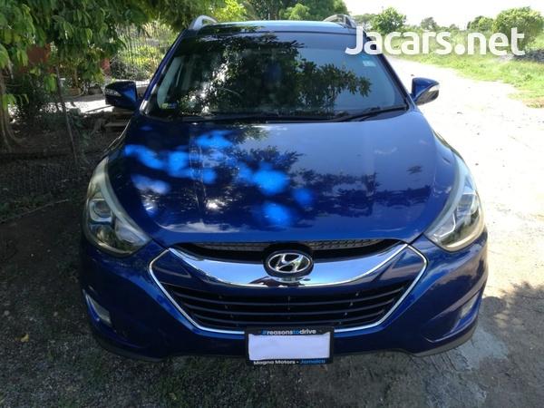 Hyundai Tucson 2,0L 2014-8