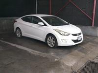 Hyundai Elantra 1,8L 2013