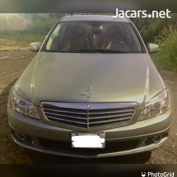 Mercedes-Benz C-Class 3,6L 2011-1