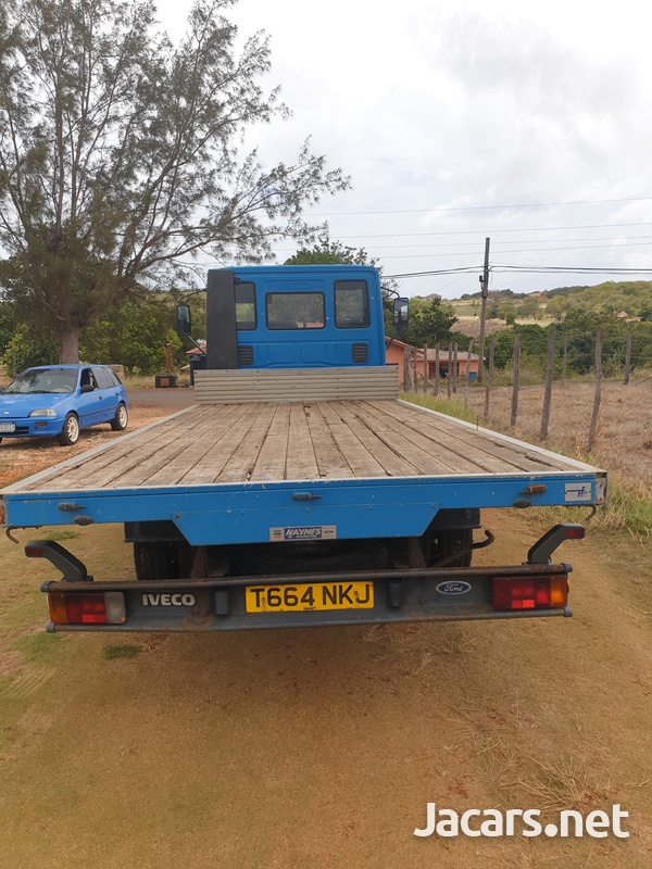 Ford iveco fleat bed-6