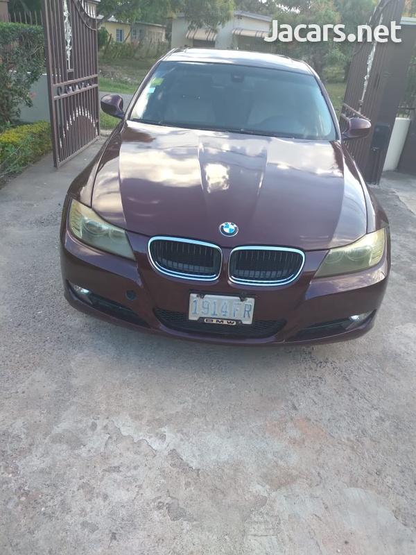 BMW 3-Series 3,0L 2009-2