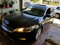 Honda Accord 3,5L 2013