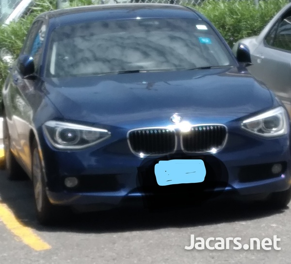 BMW 1-Series 1,6L 2014-1